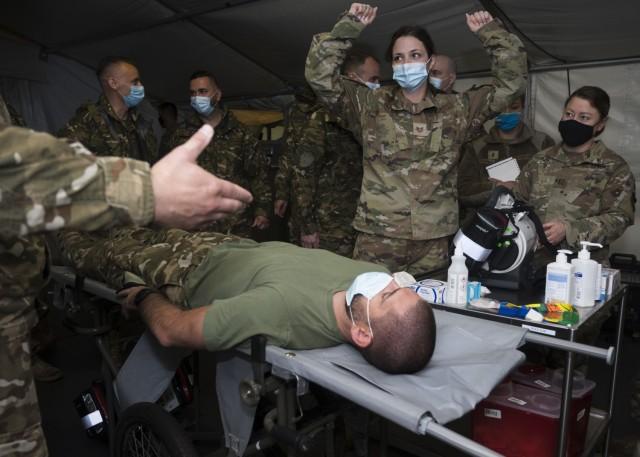 Colorado National Guard joins ADRIATIC STRIKE 21 in Slovenia