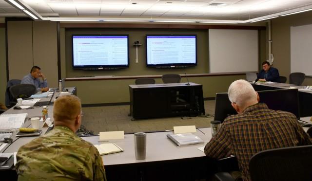 Retired GOs helps shape tomorrow's Army doctrine