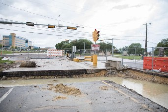 Fort Hood construction projects aimed at improving infrastructure