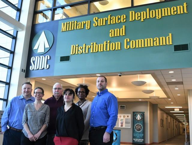 SDDC team wins 2021 St. Louis FEB award