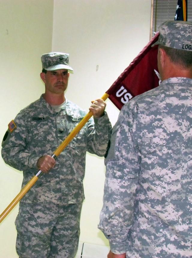 In 2014, Col. Rodney Coldren became the interim commander of U.S. Army Medical Research Unit-Kenya.