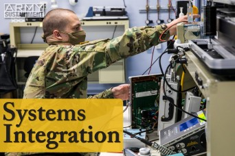 Systems Integration: Logistics Warrant Officer Role in Joint Logistics and Large-Scale Combat Operations
