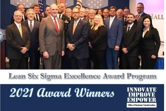 12th Biennial Army LEAP Awards