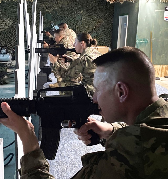 ASC NCOs compete for best warrior