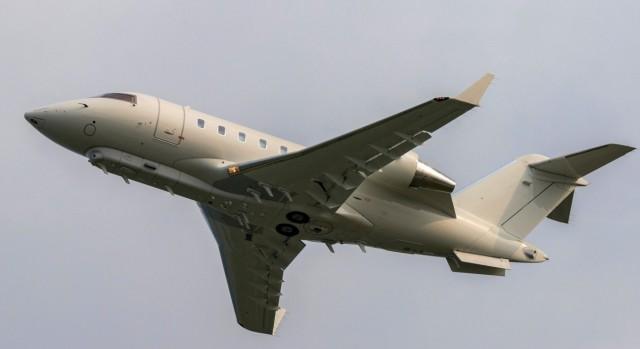 The Airborne Reconnaissance Targeting & Exploitation Multi-Mission Intelligence System (ARTEMIS) aircraft.