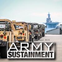 Army Sustainment logo