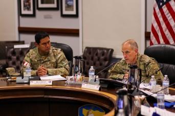 Staff talks allow U.S. Army to assist Peruvian Army's transformation, modernization