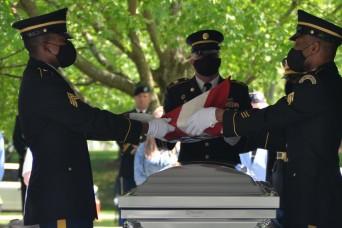 NY National Guard honors Korean War MIA Soldier's return