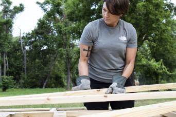 Framing leadership goals through community service