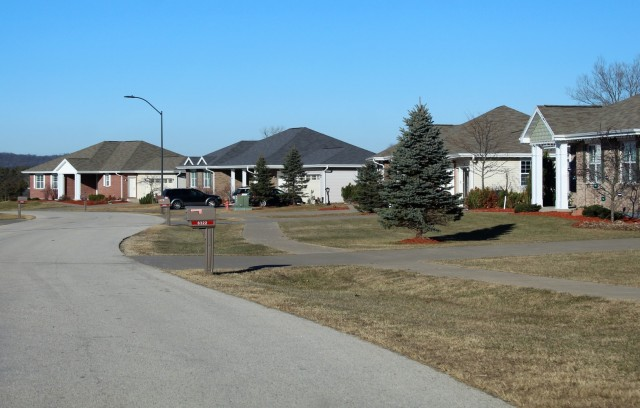 The Army continues to focus on quality housing for Soldiers and their families with additional rights for tenants to roll out in June 2021 and privatized companies expected to earmark nearly $3 billion to improve housing over the next five years. Pictured is on-post family housing at Fort McCoy, Wis., Dec. 4, 2020.