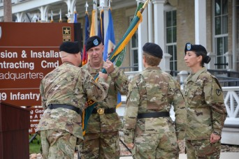MICC welcomes new commanding general