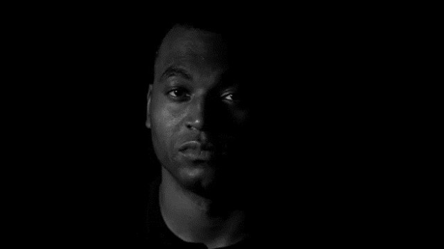 First Lt. Rashan Legard uses spoken word poetry to recount his experience
