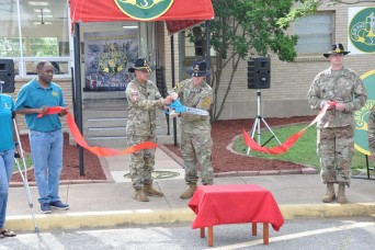 Brave Rifles open 'Old Bill Hall'