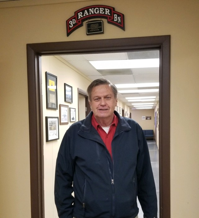 George Peck came to Fort Irwin in 1978 as a soldier and has decided to retire after 42 years as a contractor. He chronicled his journey with our Public Affairs Office before retiring.