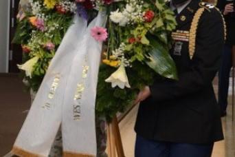 Wiesbaden School Complex holds Memorial Day ceremony