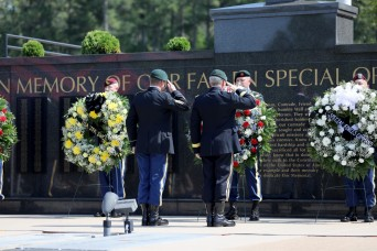 USASOC Memorial Day Ceremony honors fallen warriors