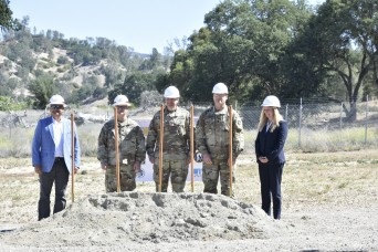 Microgrid to Generate Net Zero for Fort Hunter Liggett