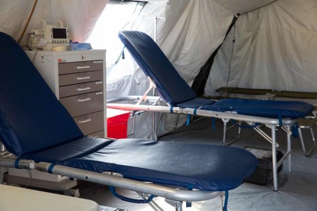 3CR LSA Pickett Role 2 Field Hospital CST 2021