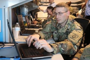 Nakasone says US works to stay ahead of cybersecurity curve