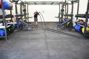 Yuma Proving Ground Performance Fitness room gets total upgrade