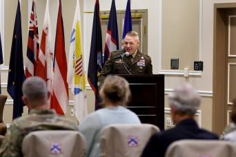 Lombardo promoted to brigadier general