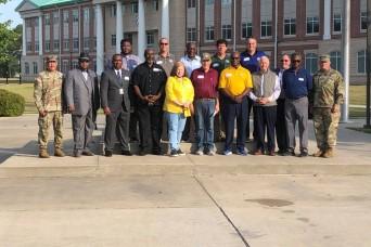 Community leaders visit Fort Stewart-Hunter Army Airfield