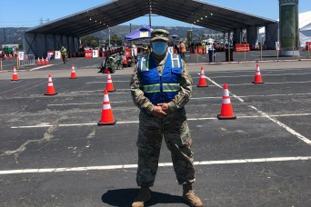 National Guard Soldiers help vaccinate nearly 1.5 million Californians