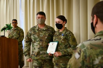 Soldiers to pin on corporal after BLC