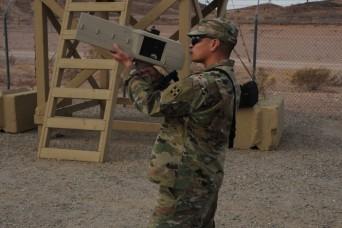 U.S. Army Yuma Proving Ground hosts counter-UAS school