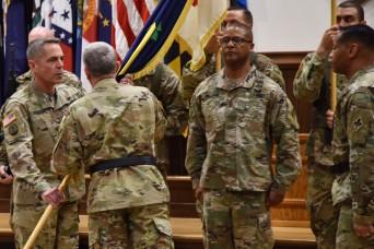 Crockett returns to Fort Leonard Wood as USACBRNS Commandant