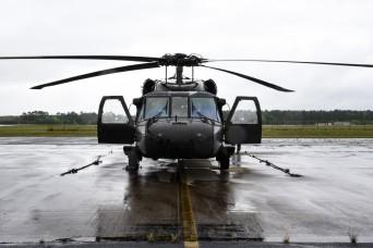 Virginia National Guard tests hurricane response tools