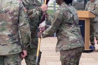 CRDAMC welcomes new Troop Commander