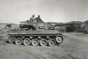 The 'Greatest Generation' Soldiers of U.S. Army Yuma Proving Ground helped liberate Europe