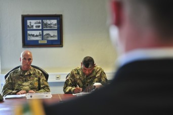 Promotion boards to receive adverse information earlier when considering officers