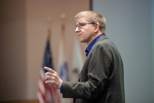 Dr. Patrick J. Baker, director, DEVCOM Army Research Laboratory