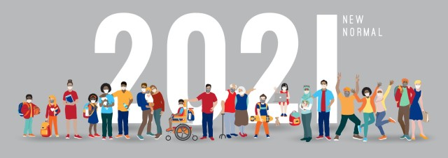 2021: The New Normal