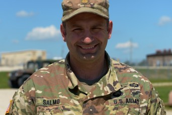 Illinois Soldier joins 38th ID from aligned-for-training unit