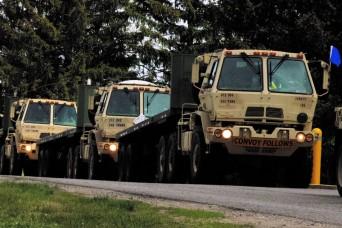 Michigan National Guard drives Operation Patriot Press