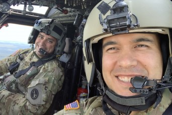 Native Colombian pursues dream as Army aviator: Part 2