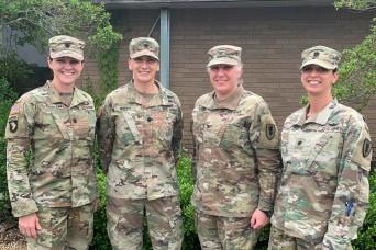 Women in Command: 1st Aviation Brigade