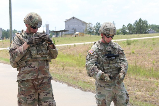 Army's 3ID puts a new jamming detection and dismounted location system to the test