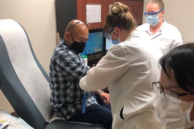 Patient testing 2