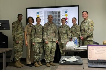 MEDCoE Army-Baylor Occupational Therapy Doctorate program granted candidacy status