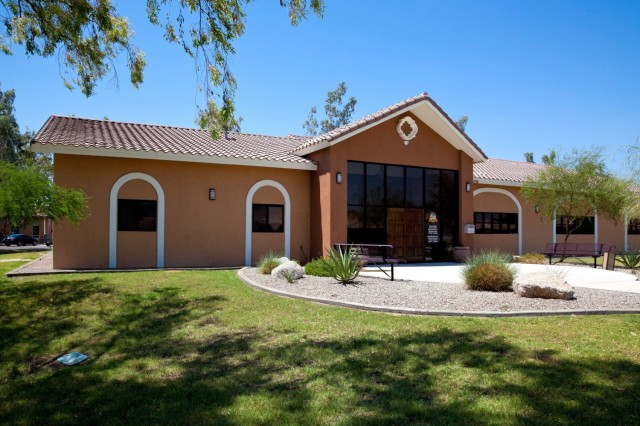 The Desert Oasis Housing at Yuma Proving Ground ranked number two out of 43 installations and 383 housing neighborhoods, on the Tenant Satisfaction and Opinion Survey.