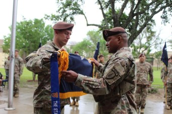 3rd SFAB battalion cases colors for unique assignment