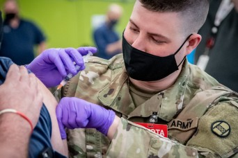 WVNG medical unit ensures Soldier readiness, COVID response