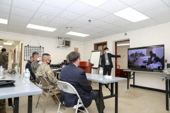 Military Intelligence Soldiers Hold Arirang Sentinel Exercise
