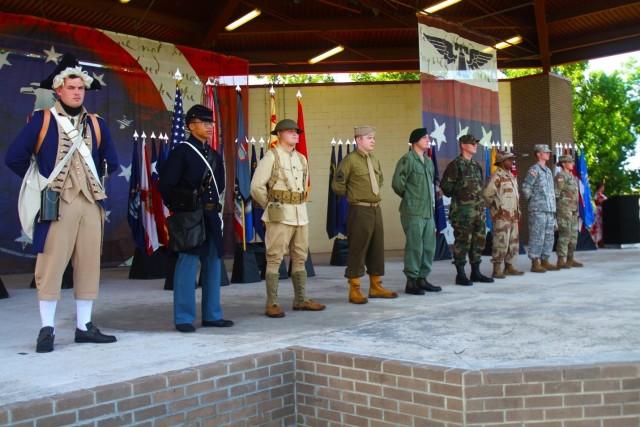 Army Heritage Month Celebration