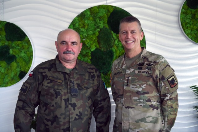 Almost 30 years on, Poland's partnership with the National Guard thrives