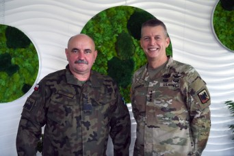 Nearly 30 years on, National Guard's partnership with Poland thrives